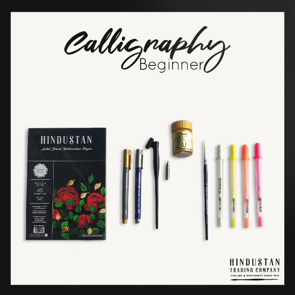 Picture of HTC Calligraphy Kit - Beginner