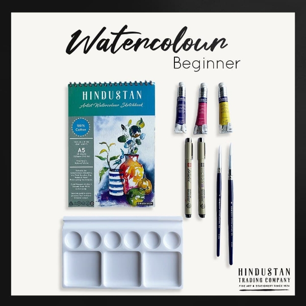 Picture of HTC Watercolour Beginner Kit