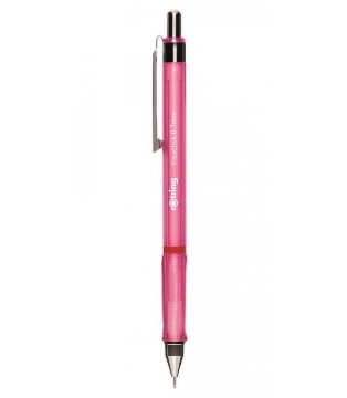 Picture of rOtring Mechanical Pencil, 0.7 mm, 2B, Pink