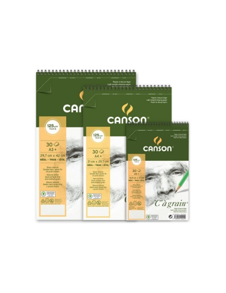 Picture of CANSON C' a Grain Light Weight Drawing paper